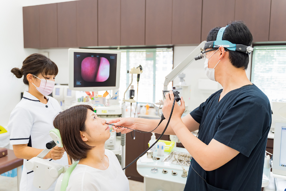 耳鼻咽喉科の受診をおすすめする理由