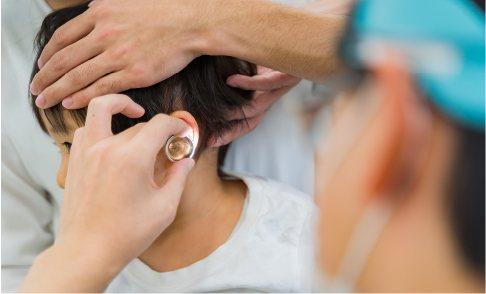 耳の主な病気